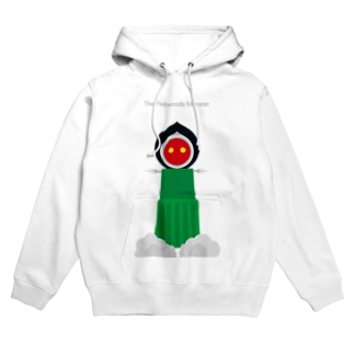 The Flatwoods Monster Hoodies