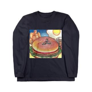 おさんぽ~♪ Long sleeve T-shirts