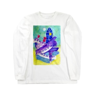幻想 ロングスリーブTシャツ