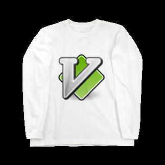kmdsbngのVimロングスリーブTシャツ