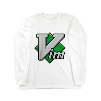 kmdsbngのVim ロングスリーブTシャツ