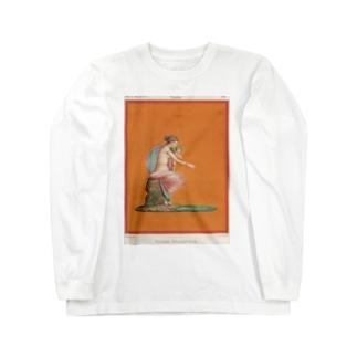 ポンペイ遺跡 Long sleeve T-shirts