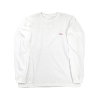 Red bicycle Long sleeve T-shirts
