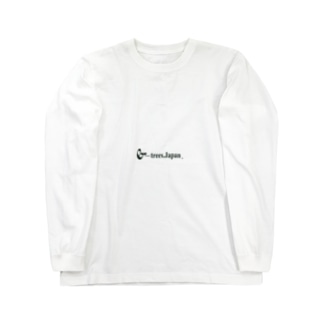Unofficial e-trees goods Long sleeve T-shirts