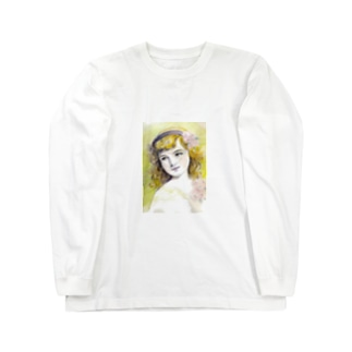 カチューシャ Long sleeve T-shirts