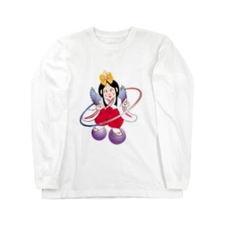 京野双葉 異能兄弟シリーズ02 Long sleeve T-shirts