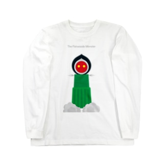 The Flatwoods Monster Long sleeve T-shirts