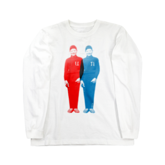 金星灯百貨店のUN兄弟 Long sleeve T-shirts