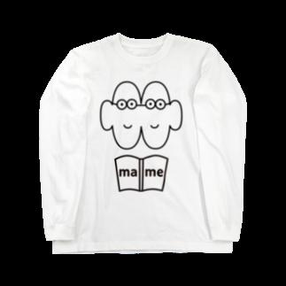 まめぶろのSubculture Long sleeve T-shirts