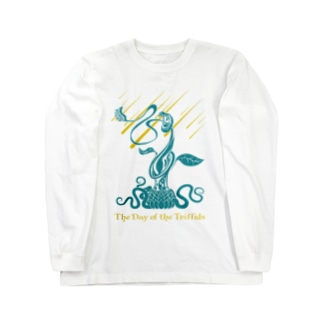 The Day of the Triffids Long sleeve T-shirts