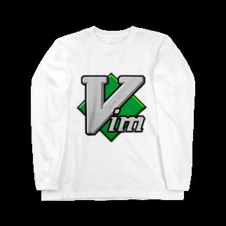 kmdsbngのVim Long sleeve T-shirts