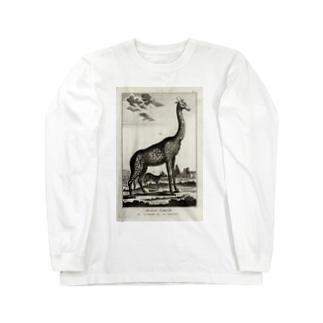 ディドロ自然史 Long sleeve T-shirts