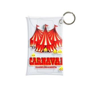 CARNAVAL サーカステント Mini Clear Multipurpose Case
