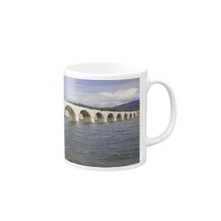 橋 Mugs
