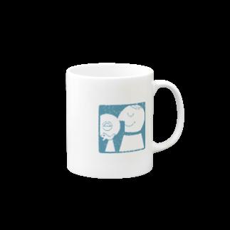 Hawaii LabelのHawaii Record mug_SB Mugs
