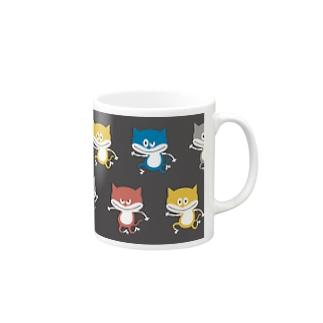 mechazers★mug マグカップ