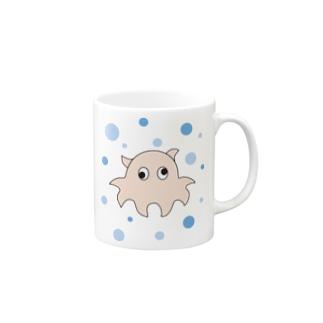 ぷくぷくメンダコ Mugs