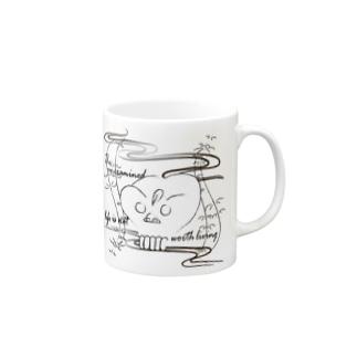 CG-KONDO-DOKURO マグカップ