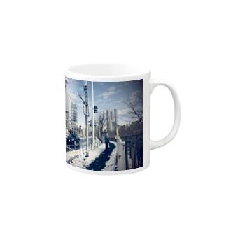 ICHIGAYA Mugs
