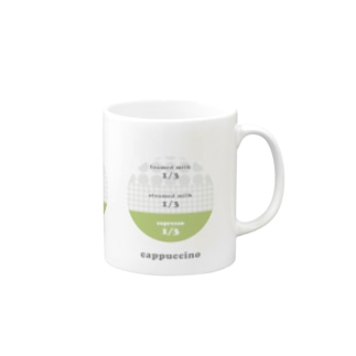 【リーフ】クリヌイター シアトルマグ Mugs