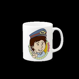 BBつばめのBBつばめ マグカップ