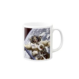 TABATA-宇宙から見たらどーでもええし! Mugs