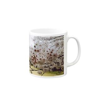 ある春の日 Mugs