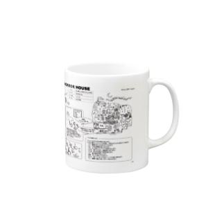 HolidayHorrorHouse Mugs
