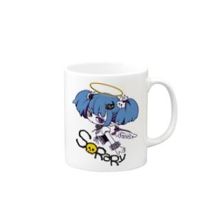 でびこ Mugs