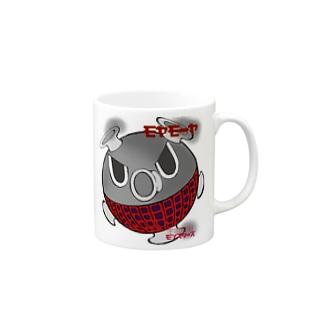 モヤモーヤ Mugs