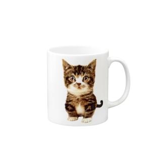 ttsoulのかわいい子猫 Mugs