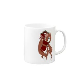 いちこ Mugs