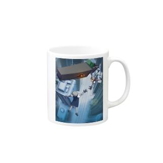「惑星K」グッズ Mugs