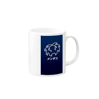 メンダコ3 Mug