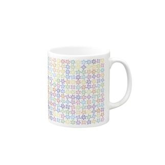 Stars マグカップ