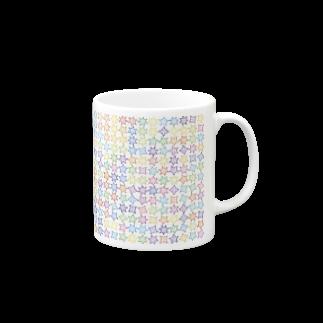 レオナのStars マグカップ