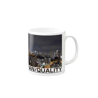 JAPAN/QUALITY マグカップ