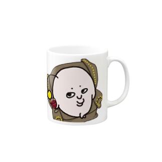 テルオくん(背景なし) Mugs