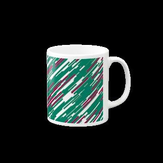 レオナのQuadrangles マグカップ