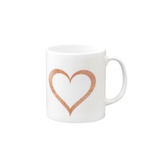 Heart マグカップ
