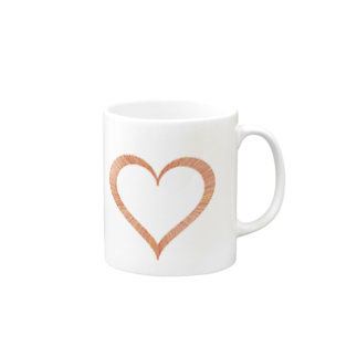 レオナのHeart Mugs