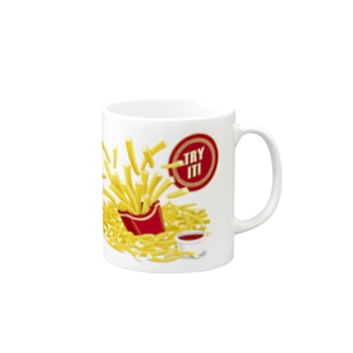 French Fries Series Mugs