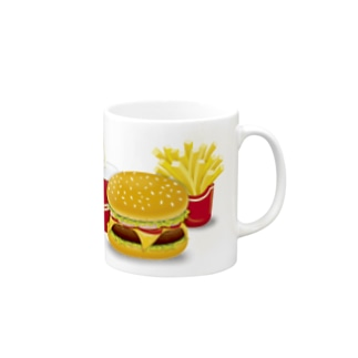 Fast Food Series Mugs