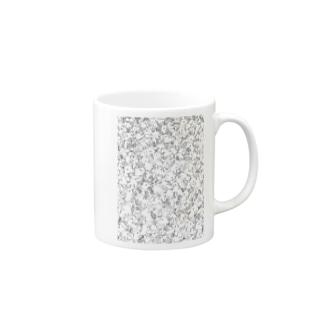 うさぎさかな Mugs