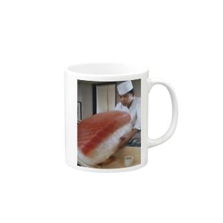 鮨 Mugs
