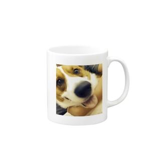 ジャっくん Mugs