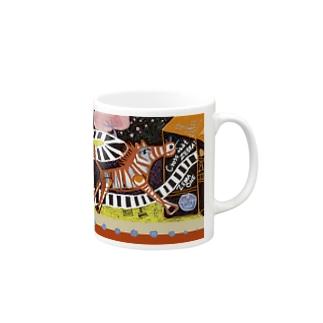 ZEBRA ONE 1st Mugs