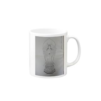 仏像グッズ Mugs