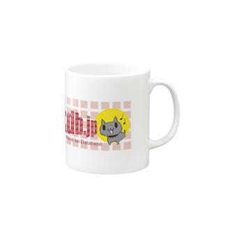 ジュウベエ&ロゴ マグカップ