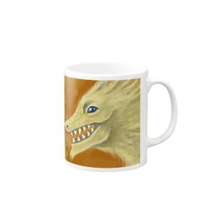 ご利益ドラゴン Mugs